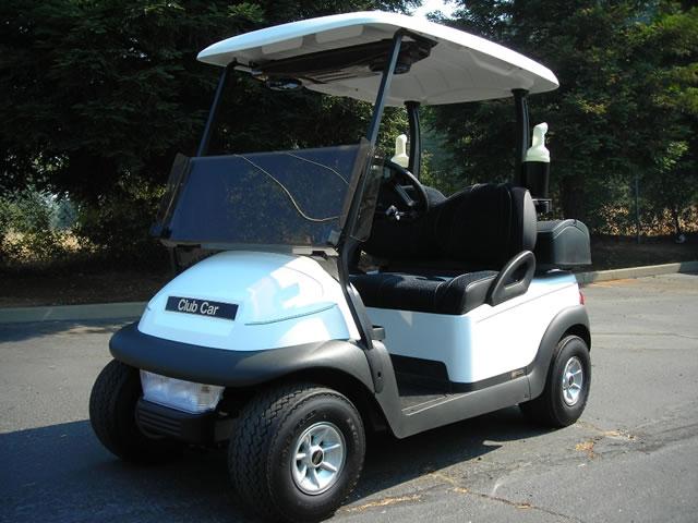 Club Car Precedent Gilchrist Golf Cars