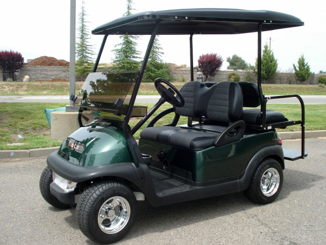 Club Car Precedent Reconditioned Gilchrist Golf Cars