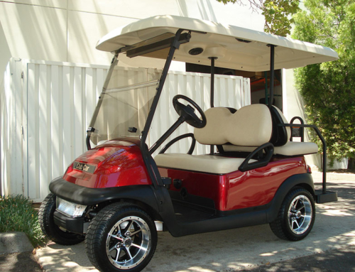2014 Club Car Precedent Villager 4