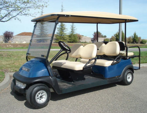 Club Car Precedent 6-Passenger