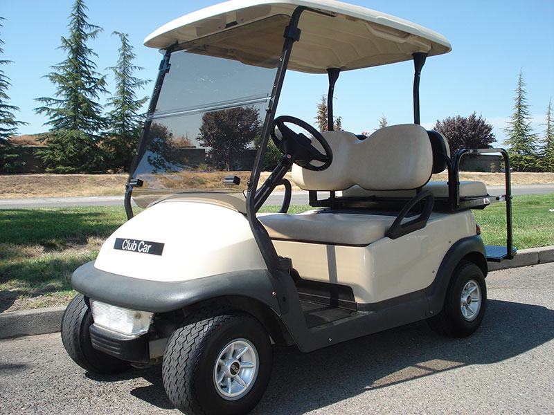 Used and Reconditioned Golf Cars for Sale