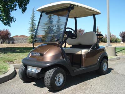 2014 Club Car Precedent, 2-passenger, $5,435