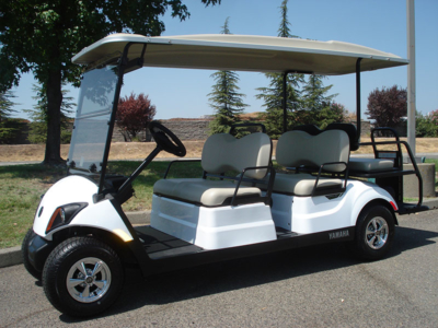Yamaha Concierge Golf Car