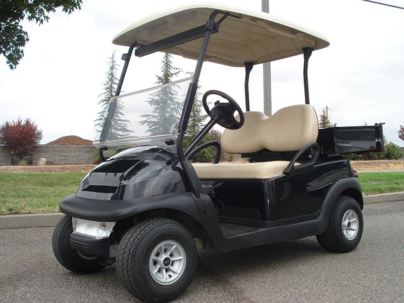 2014 Club Car Precedent with Cargo Box