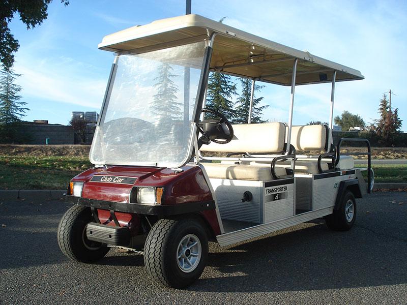 2010 Club Car Transporter 6