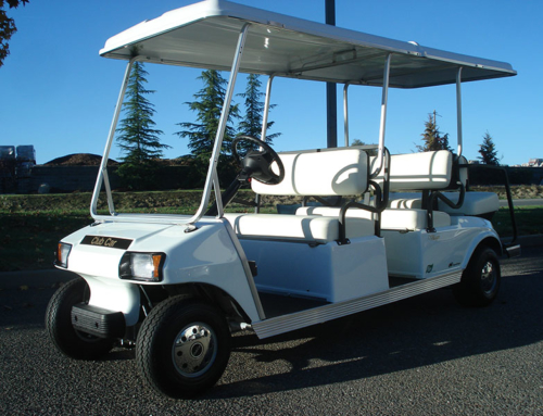 2013 Club Car Villager 6