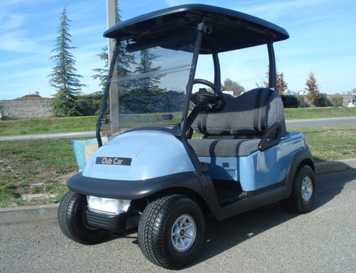 2015 Club Car Precedent Gold Standard