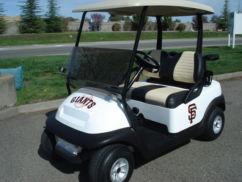 Club Car Precedent Golf Carts