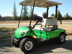 Yamaha golf cars for sale