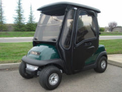After-Market Curtis Cab Golf Cart Enclosure