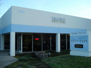 Gilchrist Golf Cars