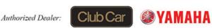 Authorized Yamaha and Club Car dealer