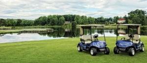 Yamaha Golf cart sales and service