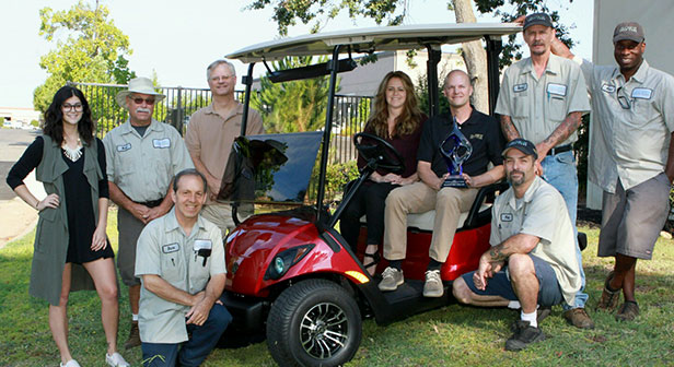 Gilchrist Golf Cars Team