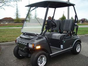 Club Car NEV Golf Cars