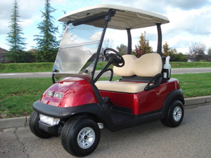 Used and Reconditioned Golf Cars