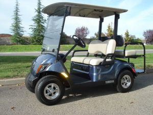 Yamaha golf car sales and service