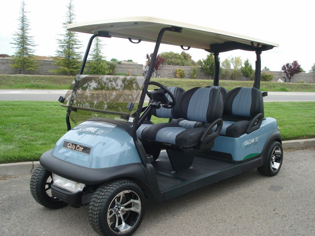 Club Car Precedent Golf Cars Gilchrist Golf Cars