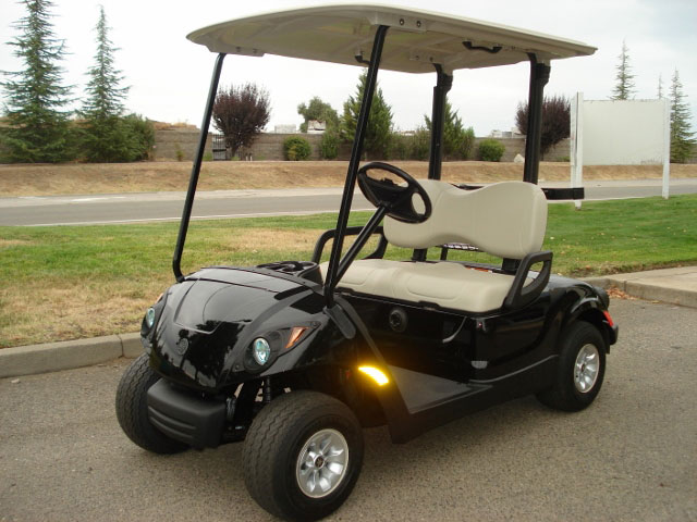 Yamaha Gas Golf Cart For Sale Used