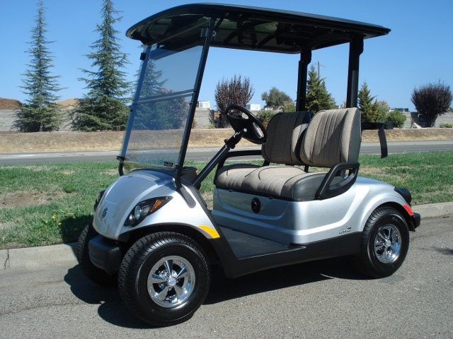 Yamaha Drive Golf Cars Gallery | Gilchrist Golf Cars