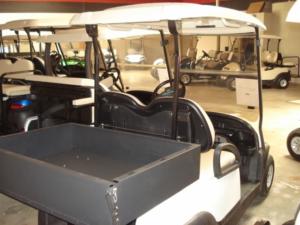 Golf Car Cargo Box