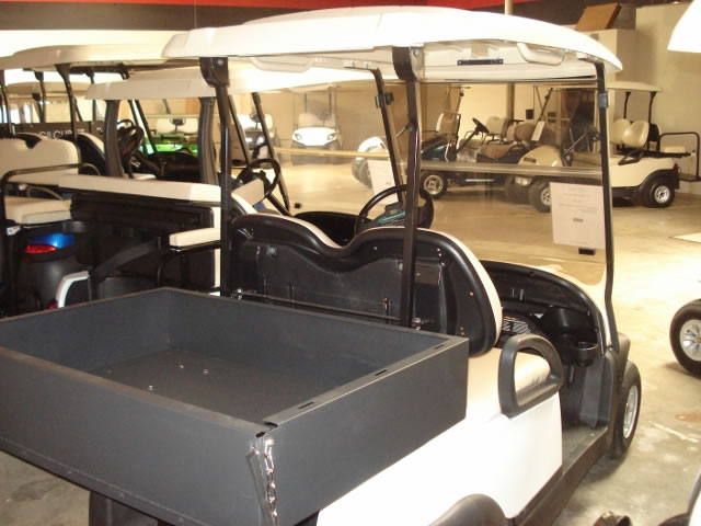 Golf Car Cargo Box