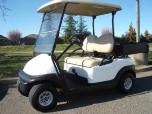Club Car Precedent 2 passenger utility golf cart