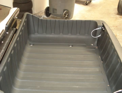 Yamaha Adventurer One Cargo Box View