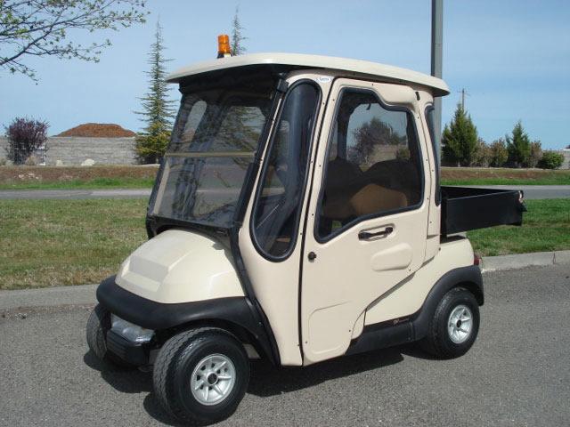 Curtis Cab Enclosure Gilchrist Golf Cars