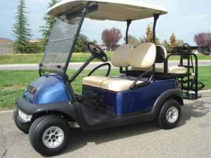Club Car Precedent, 4 passenger, golf cars for sale