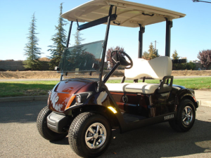 New Yamaha golf car sales and service