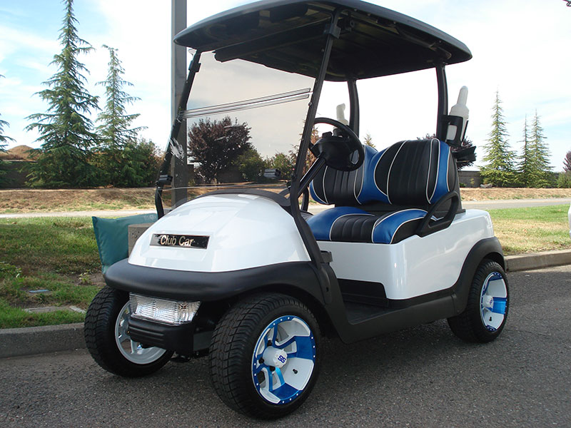 Used and Reconditioned Golf Cars – Gilchrist Golf Cars