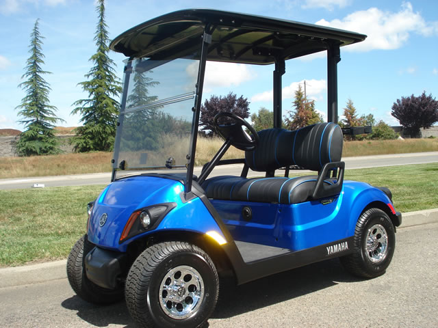 Electric Car Rental >> Yamaha Drive Villager 2 Golf Cars   Gilchrist Golf Cars