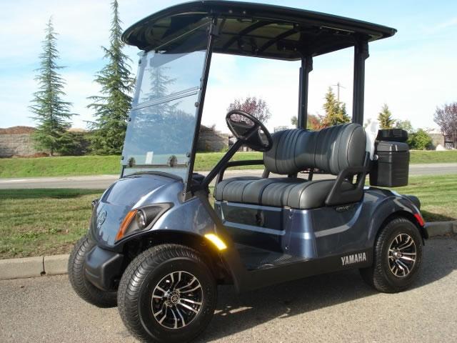 Sacramento Car Rental >> Yamaha Drive Villager 2 Golf Cars | Gilchrist Golf Cars