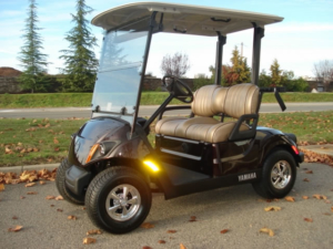 Yamaha golf cars for sale