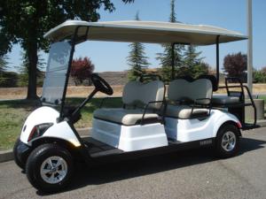 Yamaha Concierge Golf Car