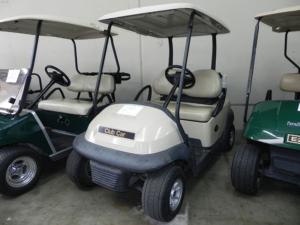 2013 Club Car Precedent, Beige color, 2-passenger, available at $1,750