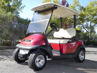 Reconditioned 2015 Club Car Precedent