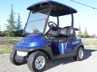 Sapphire Blue color, 2-passenger, available at $6,170