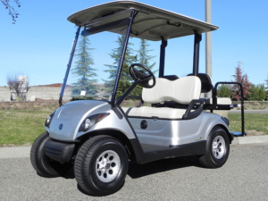 Moonstone color, 4-passenger, available at $5,965