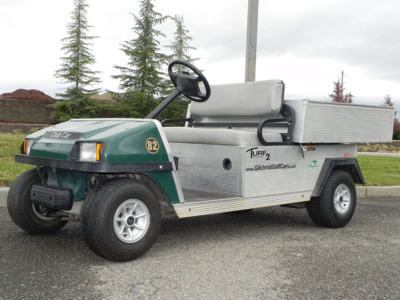 2008 Club Car Turf 2