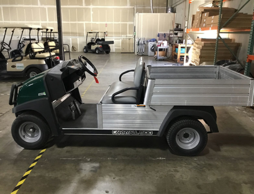 2016 Club Car Carryall 500