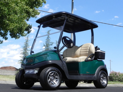 Used and Reconditioned Golf Cars for Sale | Gilchrist Golf Cars