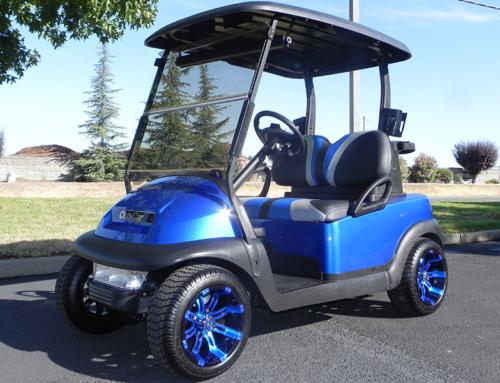 Reconditioned 2015 Club Car Precedent
