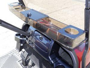 Dash Tray, Carbon Fiber