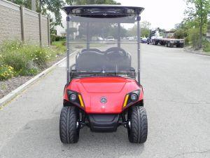 2020 Yamaha Drive2 AC , Arsenal Red