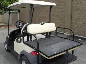 2007 Club Car Precedent, Beige