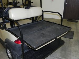 2009 Club Car Precedent, Beige