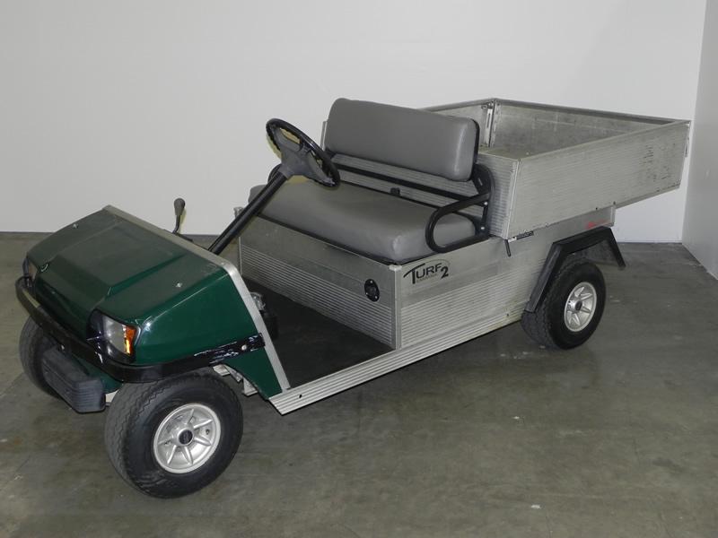 2009 Club Car Turf 2 GAS