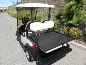 2016 Club Car Precedent, Beige